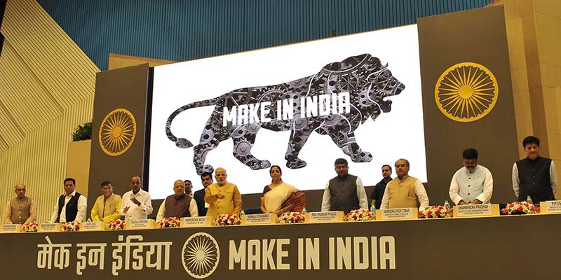 Make-In-India-launch