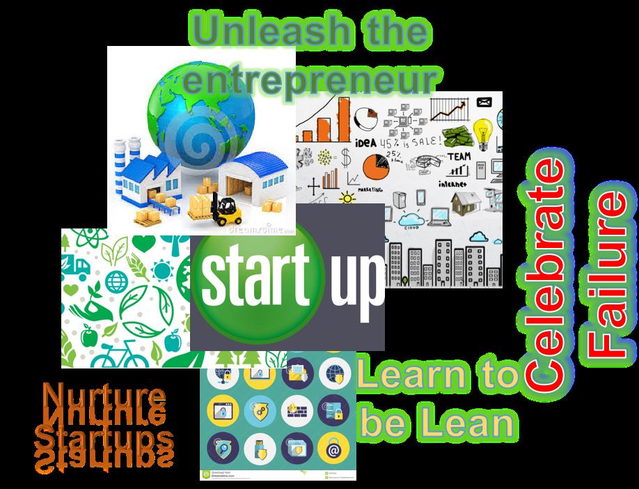 kicktarting the startups infographics